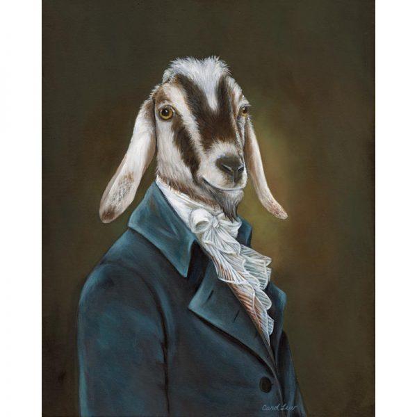 goat artwork