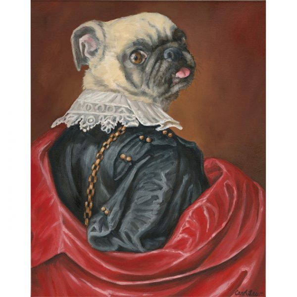 pug artist