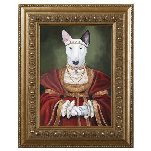 english bull terrier dog