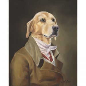 labrador retriever art prints
