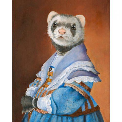 Lady Ferret