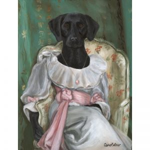 labrador retriever artwork