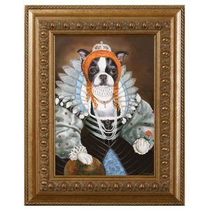 funny boston terrier gift items