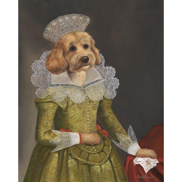 goldendoodle art