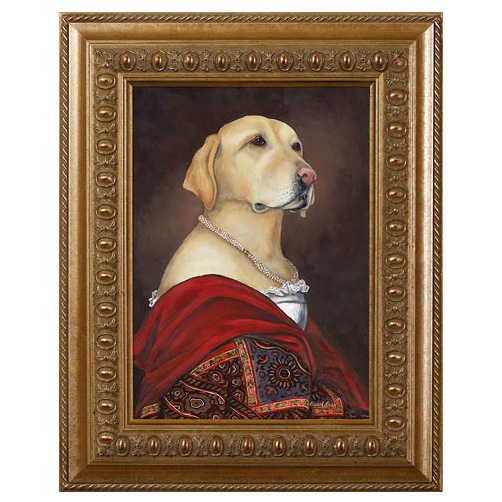 yellow lab gifts