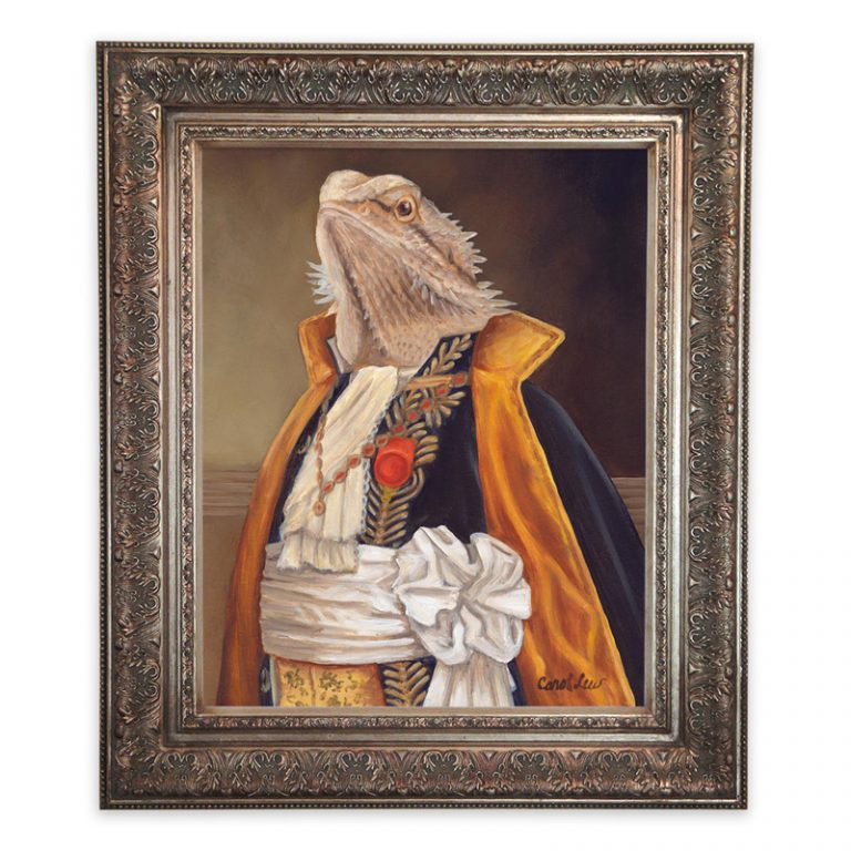 bearded dragon themed gifts